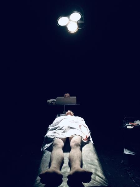 Xavier de Lignerolles - ténor - en scène